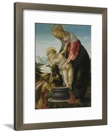 Madonna and Child with the Young John the Baptist