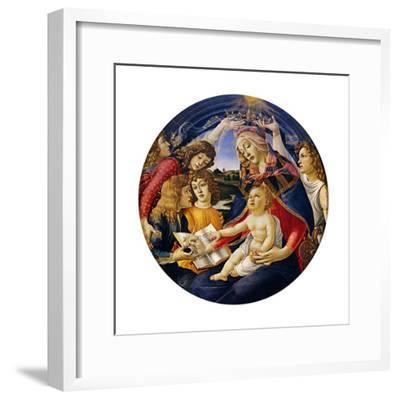 Madonna of the Magnificat, 1483