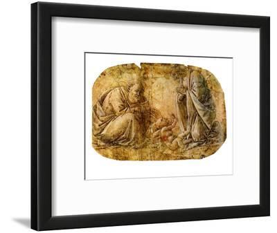 Nativity of Christ by Botticelli