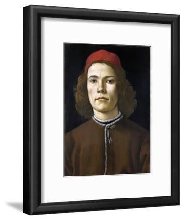Portrait of a Young Man, C. 1480