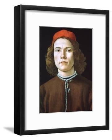Portrait of a Young Man, C1480-1485