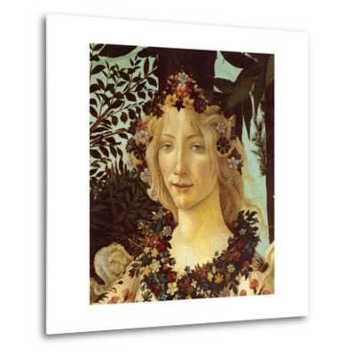 Primavera, Face of Flora