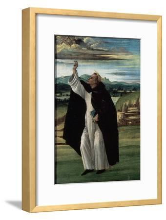 Saint Dominic, 1490S