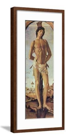 Saint Sebastian, 1474
