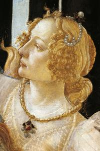 Spring, Circa 1482 by Sandro Botticelli