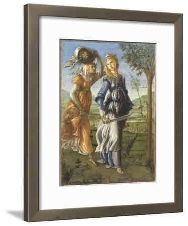 Stories of Judith the Return of Judith From the Field of Holofernes (Return of Judith To Betulia)
