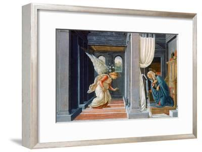 The Annunciation, C1485