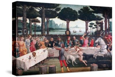 The Banquet in the Pine Forest, 1482-1483