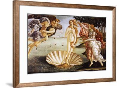 The Birth of Venus, c.1485