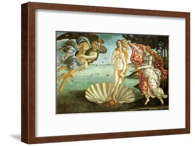 The Birth of Venus, C1482-1486
