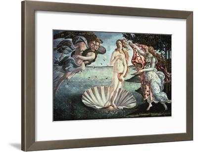 The Birth of Venus, C1482