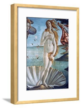 The Birth of Venus (Detail), C1485