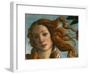 The Birth of Venus (Head of Venus), 1486 by Sandro Botticelli