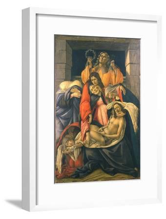 The Lamentation over the Dead Christ, 1495-1500