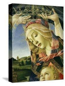 The Madonna of the Magnificat, C.1465 by Sandro Botticelli