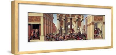 The Story of Lucretia, 1500