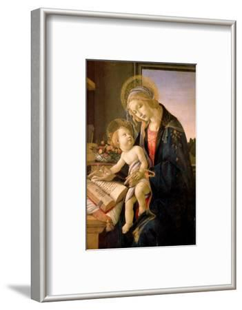 The Virgin Teaching the Infant Jesus to Read