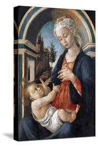 Virgin and Child, C1444-1510 by Sandro Botticelli