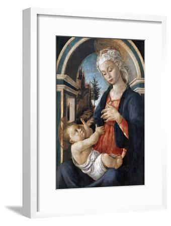 Virgin and Child, C1444-1510