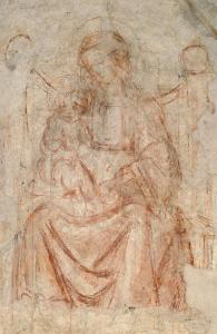 Virgin and Child by Sandro Botticelli