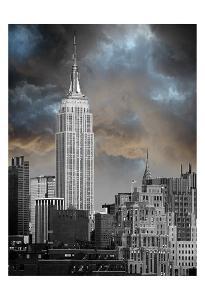 Empire Sky 2 by Sandro De Carvalho