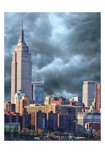Empire State 6 by Sandro De Carvalho