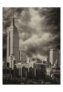 Empire State 7 by Sandro De Carvalho