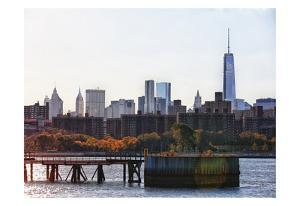 Freedom Tower No People by Sandro De Carvalho