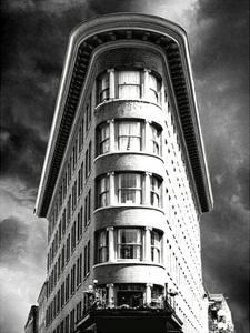 Vancouver Flatiron by Sandro De Carvalho