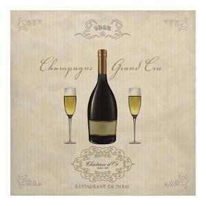 Champagne Grand Cru by Sandro Ferrari