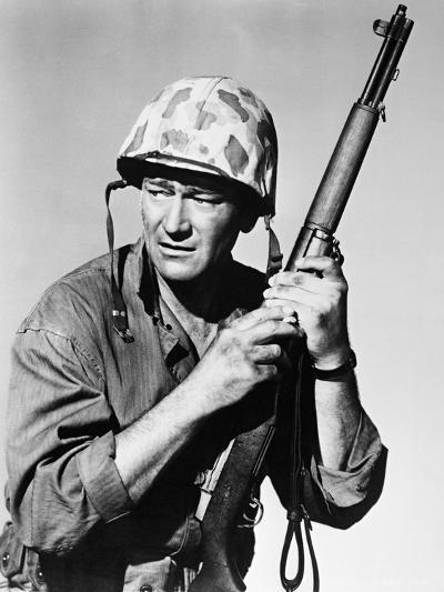 Sands of Iwo Jima, 1949--Photographic Print