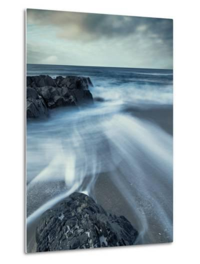 Sands of Time-David Baker-Metal Print