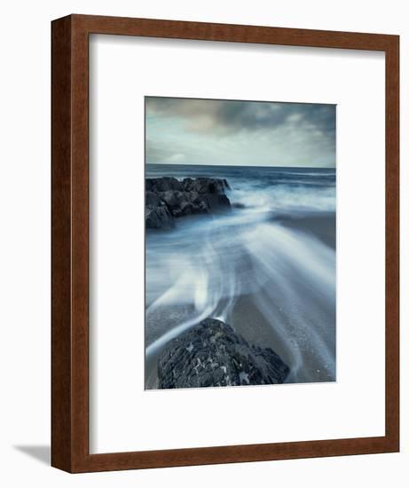 Sands of Time-David Baker-Framed Photographic Print