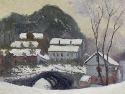 Sandviken, Norvega, 1895-Claude Monet-Giclee Print