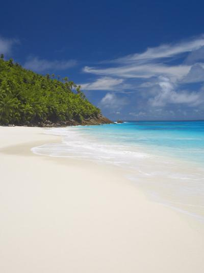 Sandy Beach, Seychelles, Indian Ocean, Africa-Papadopoulos Sakis-Photographic Print