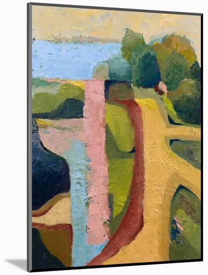 Sandy Hill Farm-Toby Gordon-Mounted Art Print
