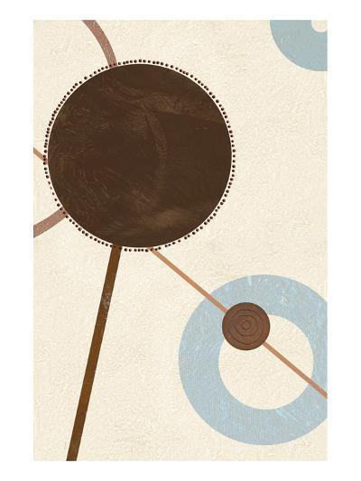 Sandy Improvisation No. 2-George Wassily-Art Print