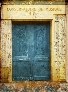 Postcards of Paris XI by Sandy Lloyd