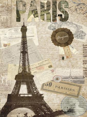 Postcards of Paris XIV