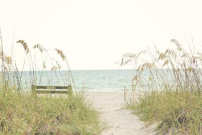 Sandy Path-Gail Peck-Photographic Print