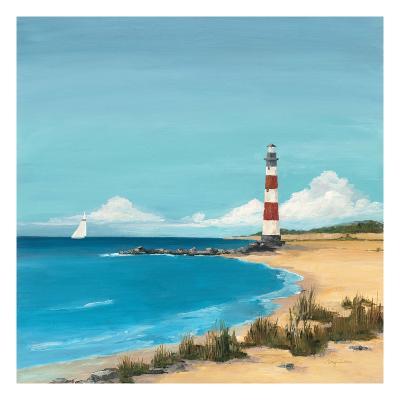 Sandy Point-Avery Tillmon-Premium Giclee Print