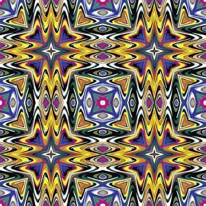 Mexican Pattern by Sangoiri