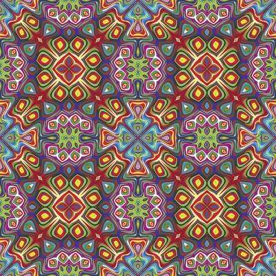 Modern Indian Pattern