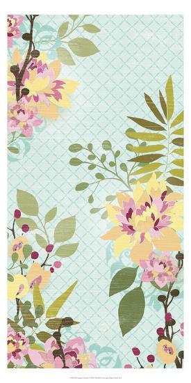 Sangria Garden I-June Erica Vess-Art Print