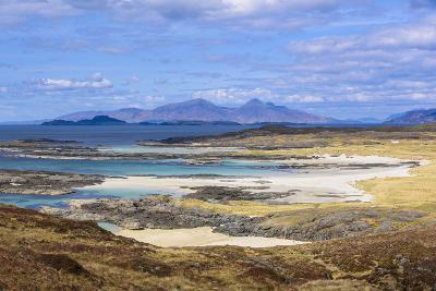 Sanna Beaches, Ardnamurchan Peninsula, Lochaber, Highlands, Scotland, United Kingdom-Gary Cook-Photographic Print