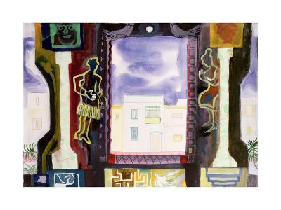 Sannat Ladies-Michael Chase-Giclee Print