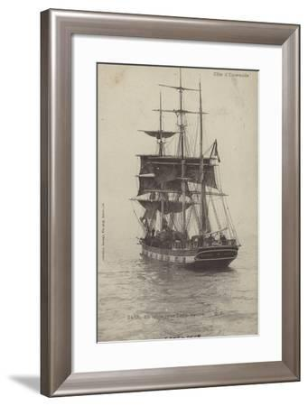 Sans-Peur--Framed Photographic Print