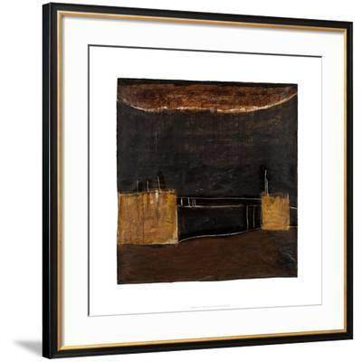 Sans Titre, 2008-Didier Jacquier-Framed Serigraph