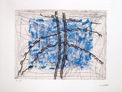Sans titre 2-Jean-Paul Riopelle-Limited Edition