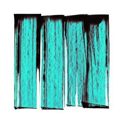 Sans Titre (Blue), 2012-Thierry Montigny-Serigraph